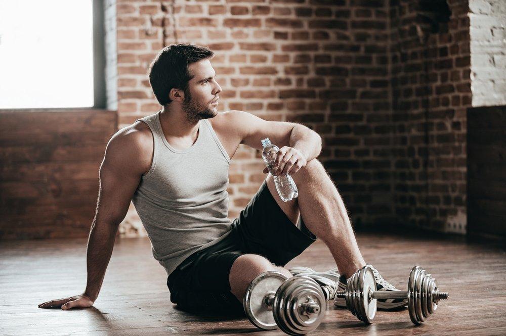 Белье для занятий спортом: выбор мужчины