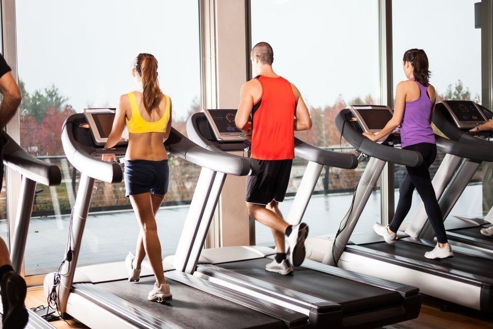 Беговая дорожка для эффективного похудения