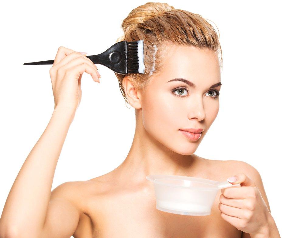 Правила успешного окрашивания волос