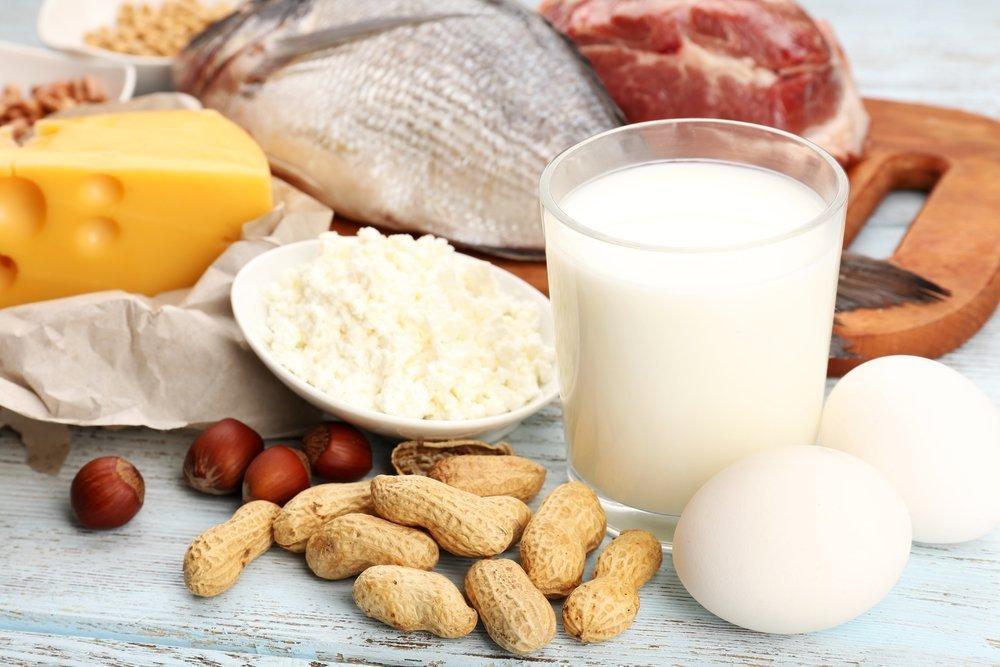 Завтрак при спортивной диете
