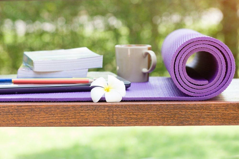 Коврик для йоги: как выбрать?