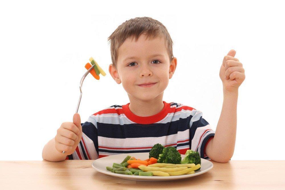 Польза витаминов для здоровья детей