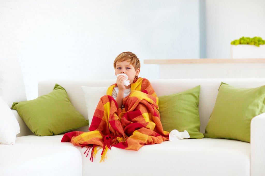 Признаки наличия вирусной инфекции в респираторной системе