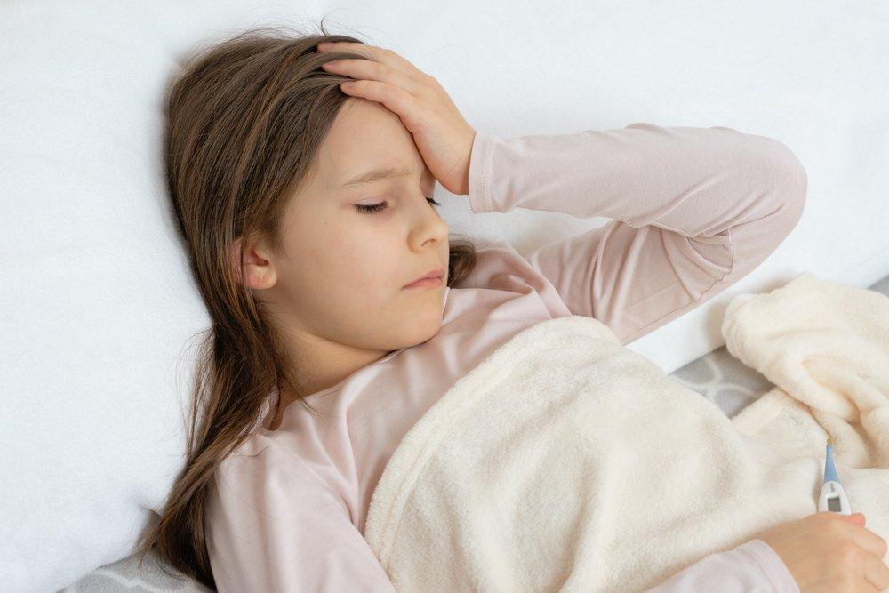 Как распознать гайморит: симптомы у ребенка