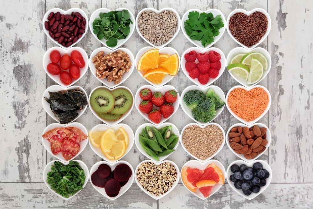 Продукты питания при гипертонии
