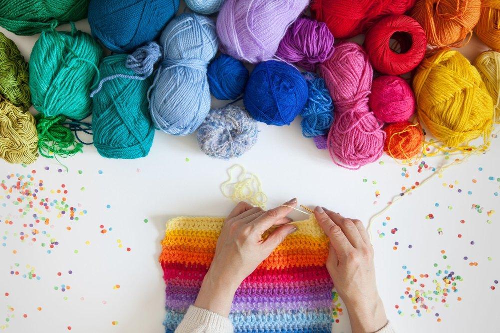 Вязание: модное хобби для души и снятия стресса