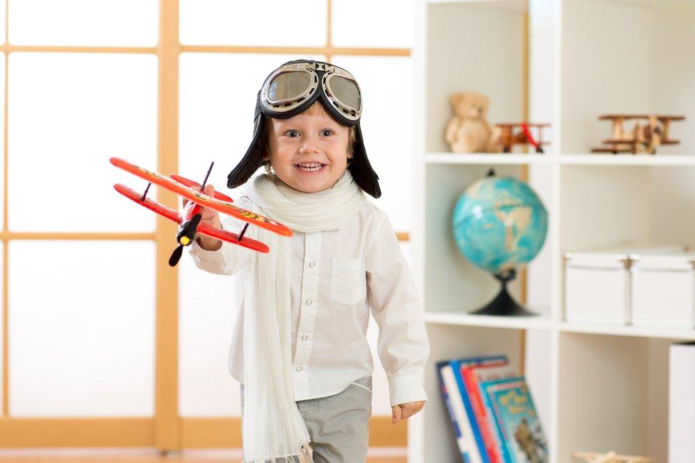Какие игрушки полезнее в раннем возрасте