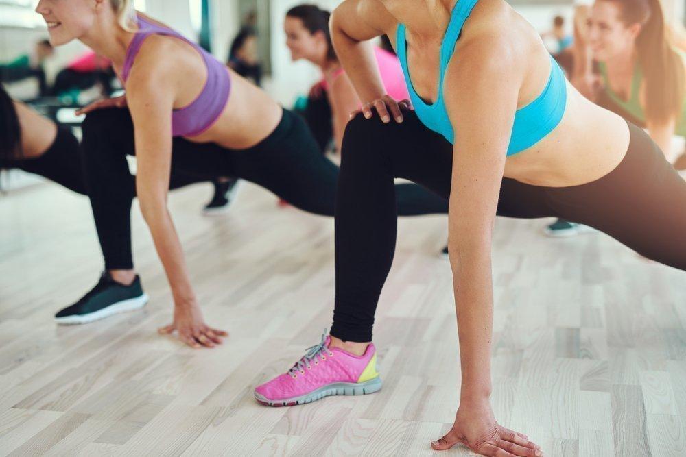 Часть вторая: силовые фитнес-упражнения
