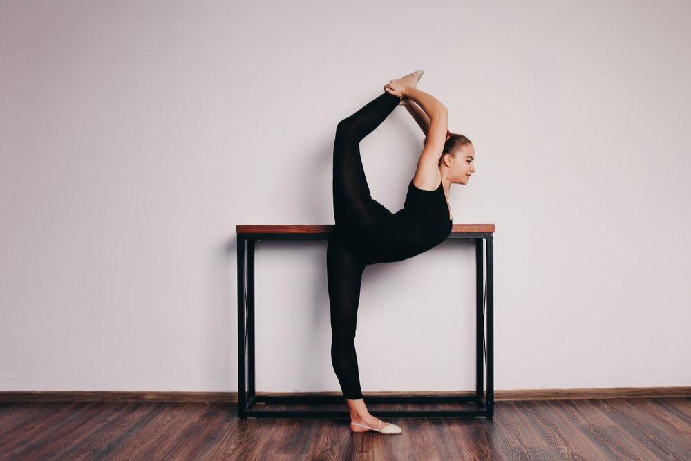 Комплекс упражнений боди-балета