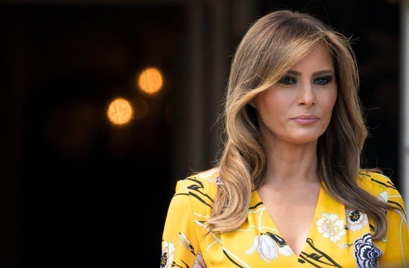 Мелания Трамп: здоровый рацион и сеансы психотерапии Источник: media.womanolo.com