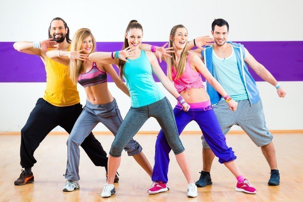 Zumba для похудения и не только: 5 причин записаться на занятия