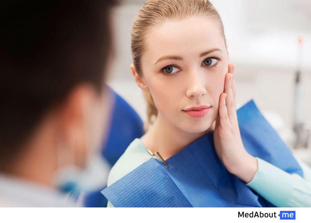Острый серозный периодонтит: симптомы
