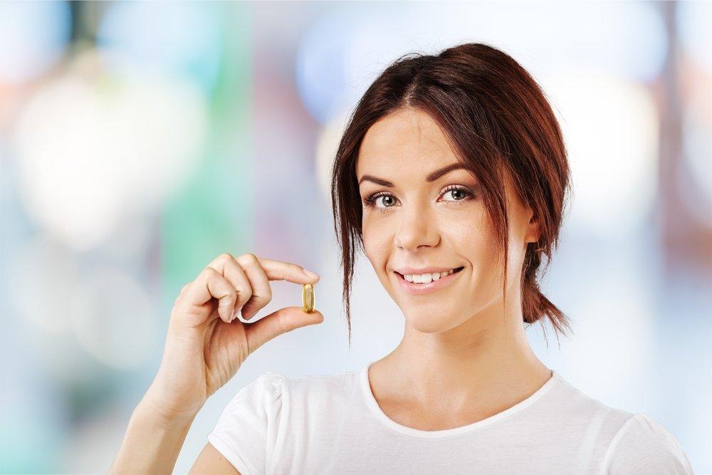 Аптечные витамины для красоты локонов