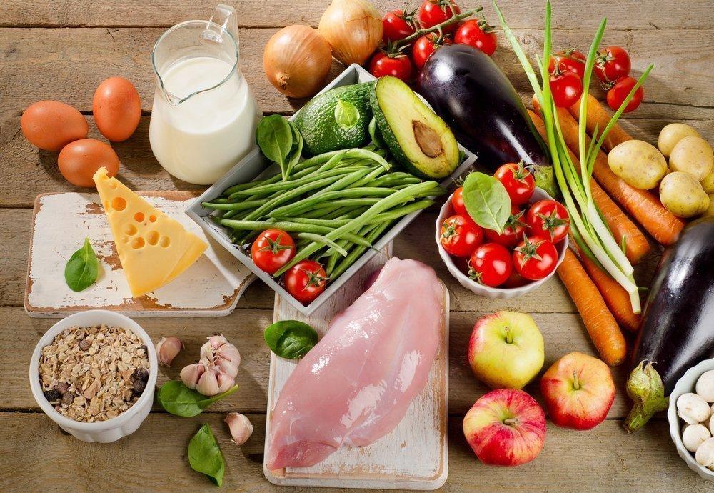 Медицинские диета 7