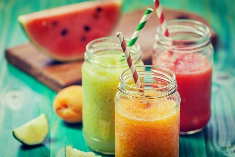 Простые рецепты «арбузных» десертов для малышей