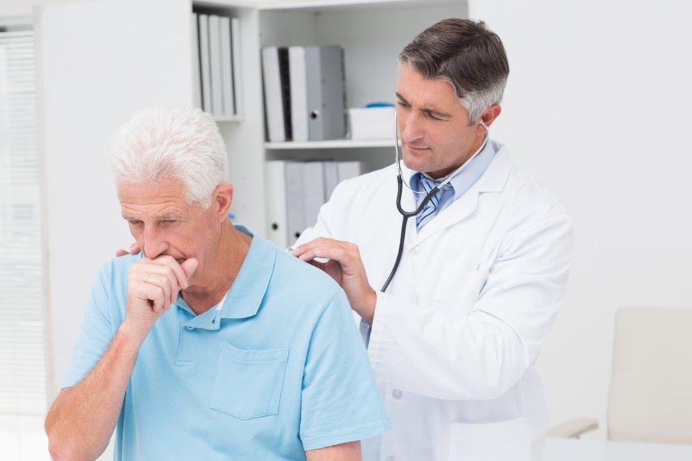 Самая серьезная причина кашля с кровью — рак