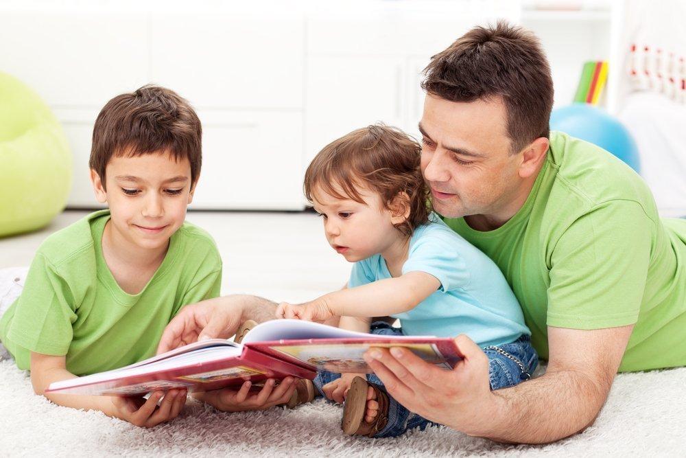 Дети и родители — все на своем месте