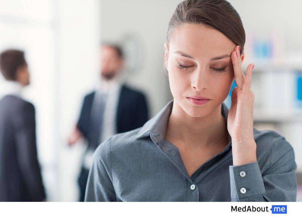 Стресс у взрослого человека