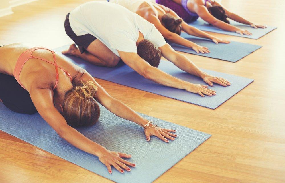Позы йоги для укрепления позвоночника