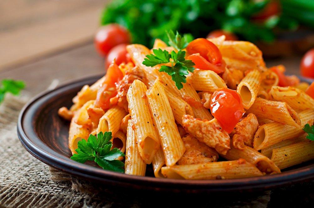 Простые рецепты: вегетарианская лазанья