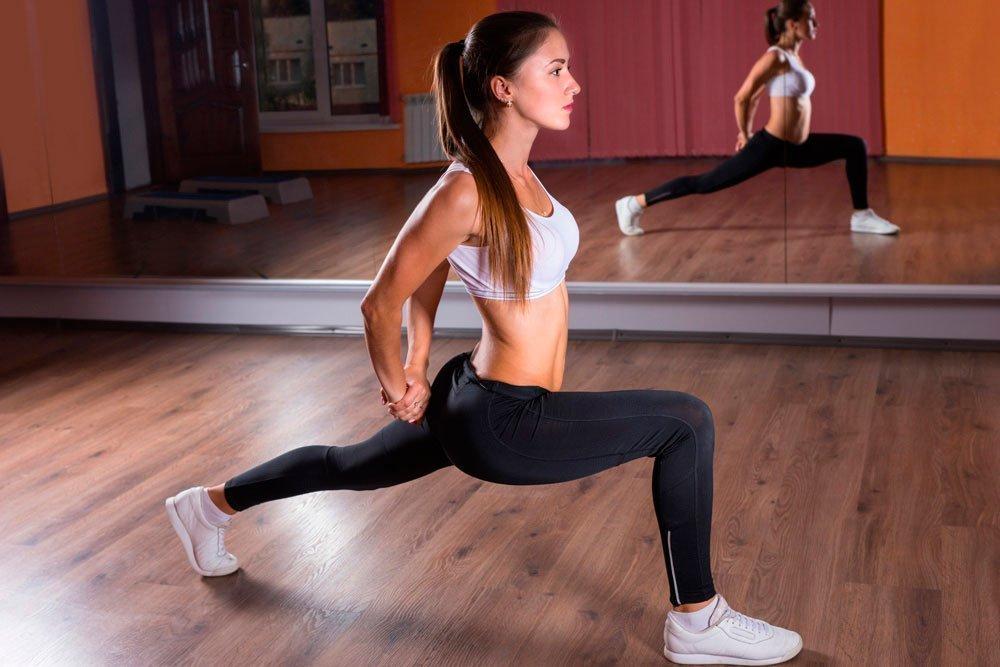 Фитнес-упражнения для домашних тренингов