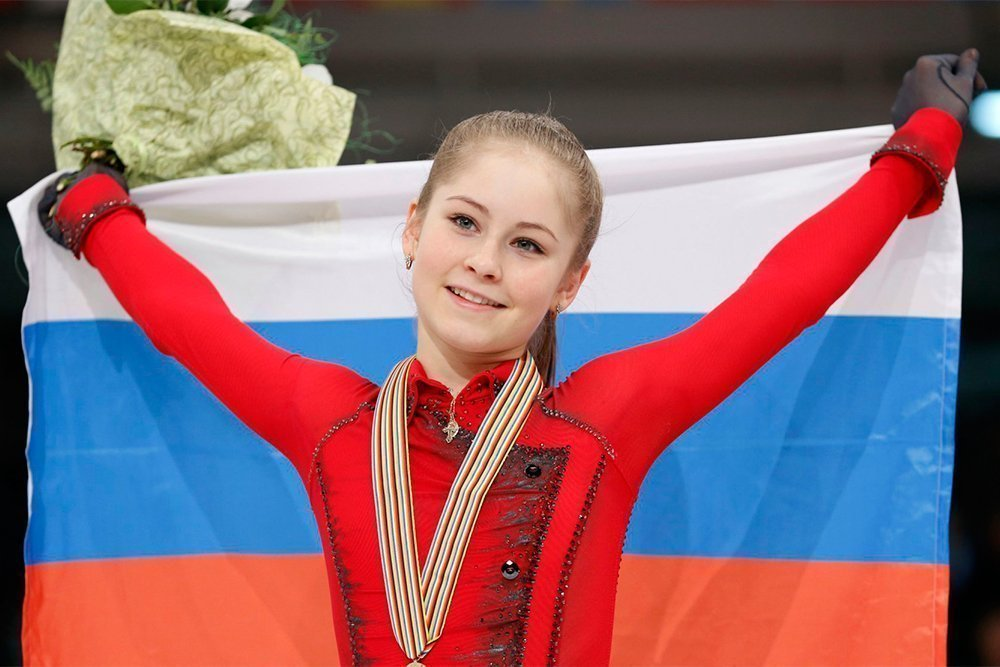 Юлия Липницкая: жесткая диета Источник: svopi.ru