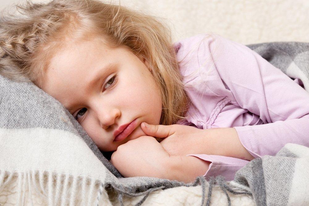 Основные симптомы аскаридоза у детей