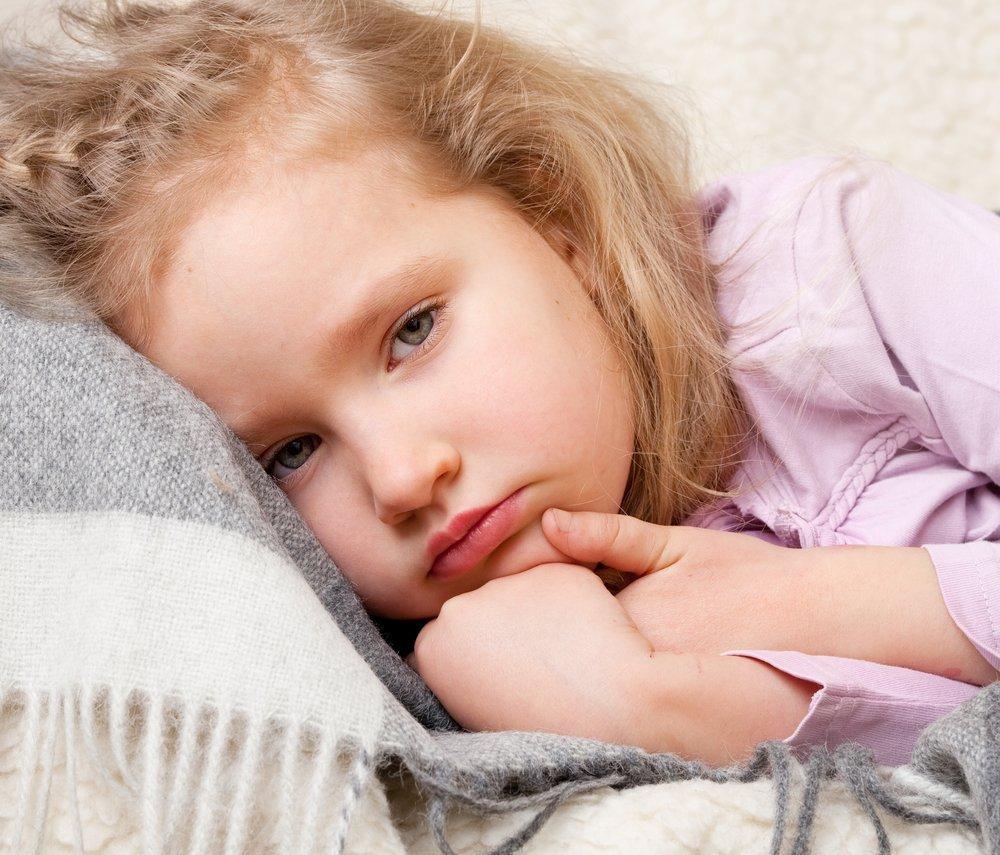 Виды и характер рвоты у детей