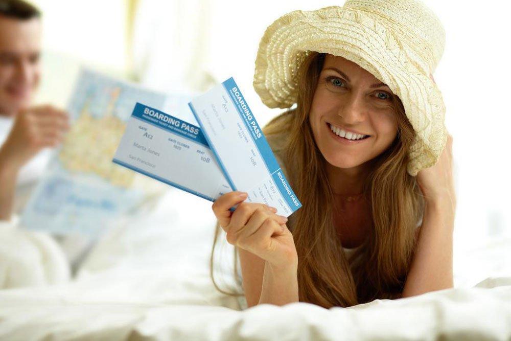 Экономия на отдыхе начинается с билетов