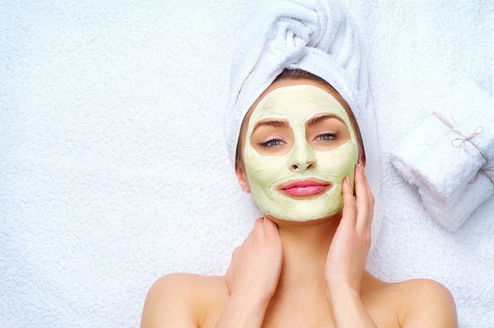 Маска, повышающая упругость кожи
