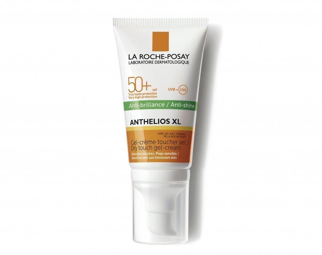 Матирующий гель-крем Anthelios XL SPF 50+