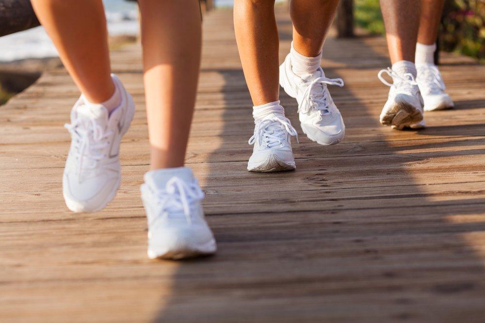 Ходьба: калории, затрачиваемые при разных видах ходьбы
