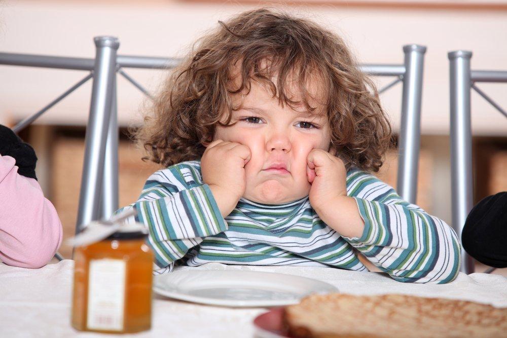 Проявления генетической патологии у детей