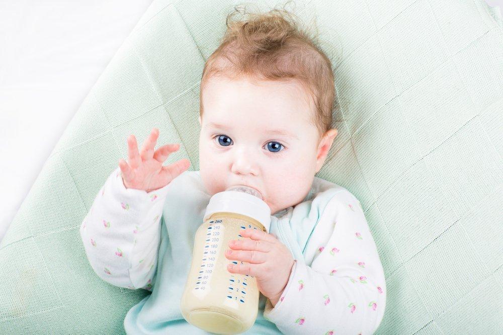 Диета — первый шаг в терапии атопического дерматита у детей