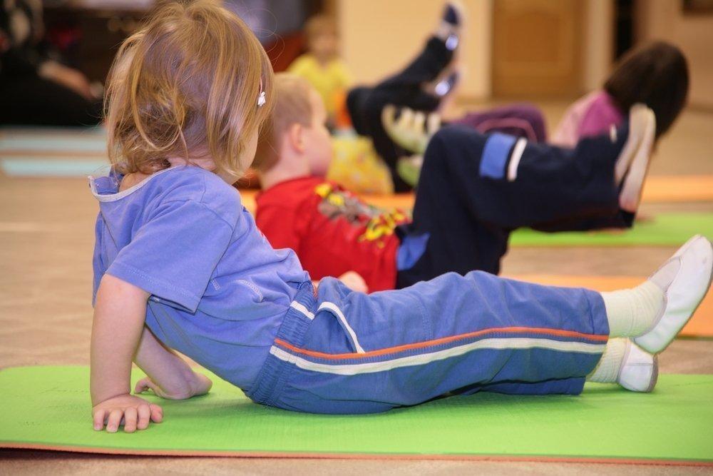 Виды детских фитнес-программ