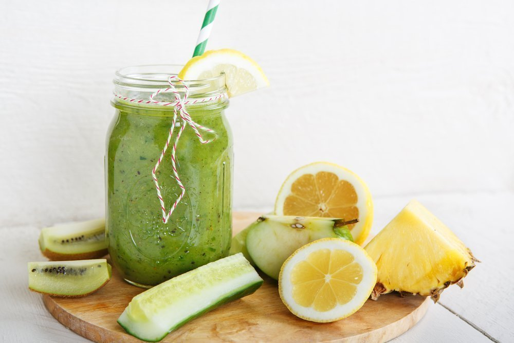 Рецепты блюд из сезонных фруктов и овощей