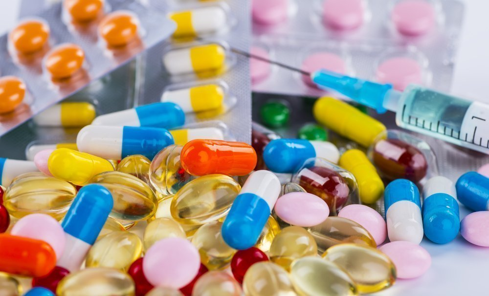 Какие формы лекарств существуют