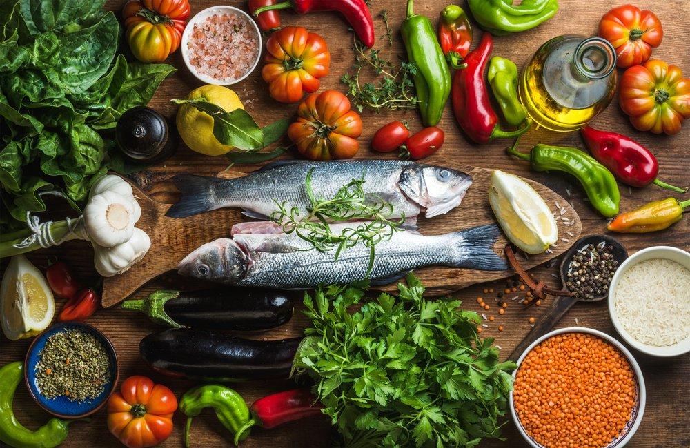 Сравниваем со средиземноморской диетой