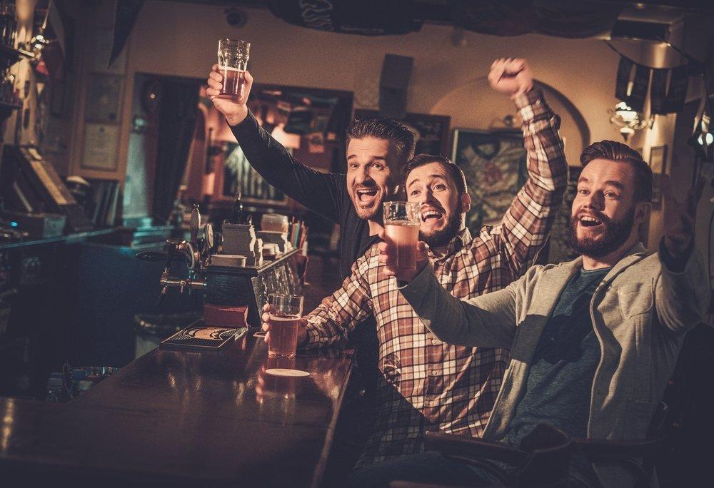 Проблема алкоголизма в остальном мире