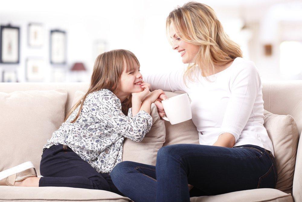 Активное слушание и беседа с ребенком
