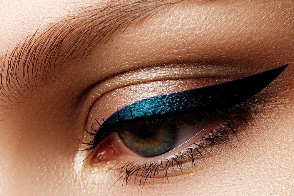 При выборе косметики важно учитывать цвет глаз