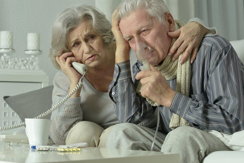 Можно ли делать ингаляции пожилым людям