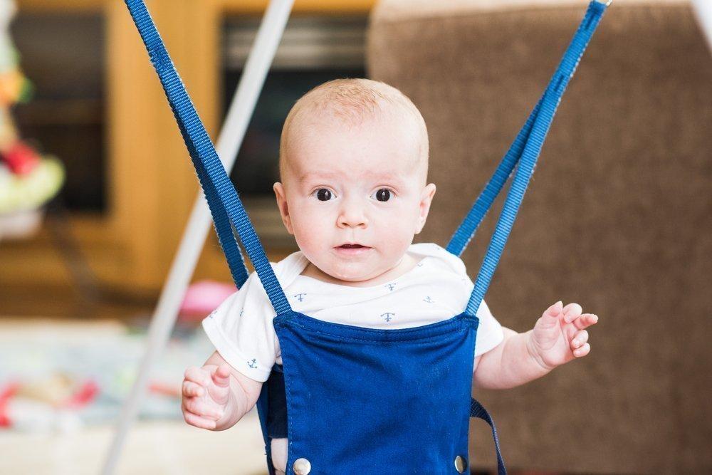 Детские прыгунки — за или против