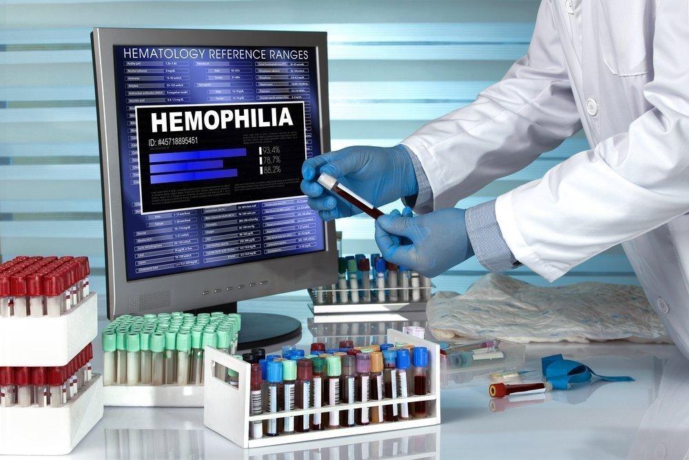 Что такое гемофилия?