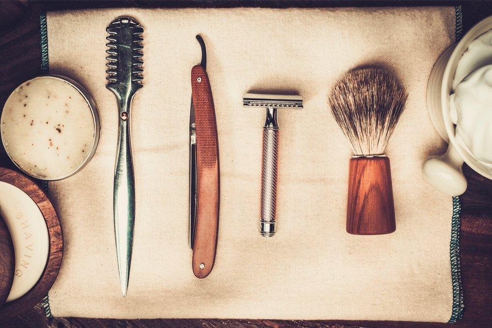 1. Научитесь бриться как барбер