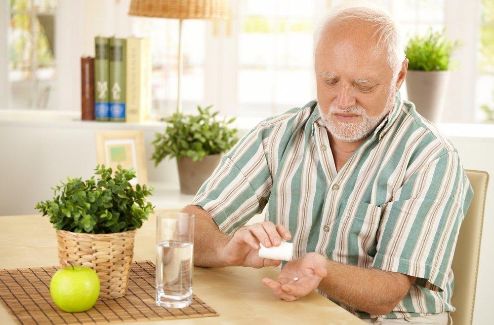 Прием лекарств в соответствии с указаниями врача