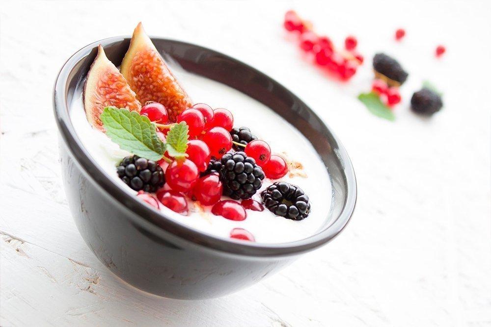 Как йогурт помогает в похудении?