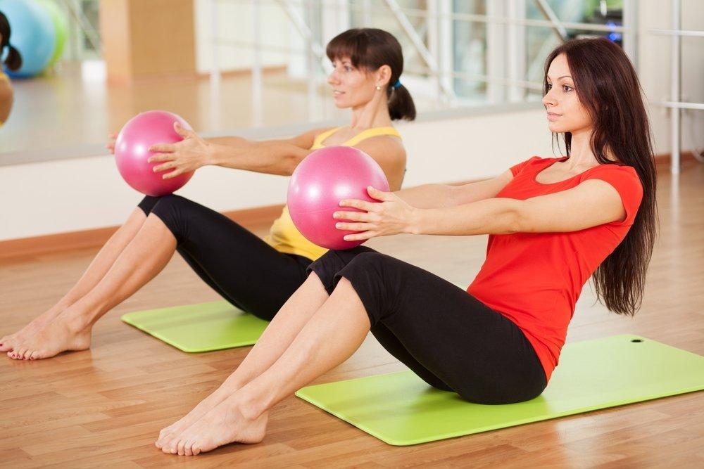 Польза занятий фитнесом по системе пилатес