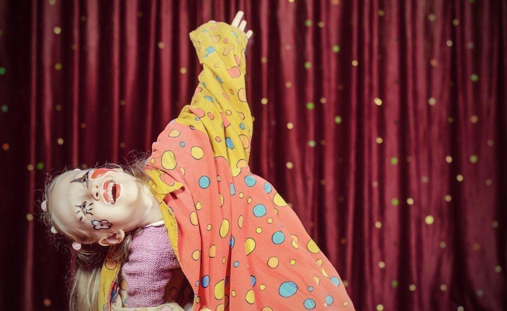 Театральные студии и их роль в развитии личности ребенка