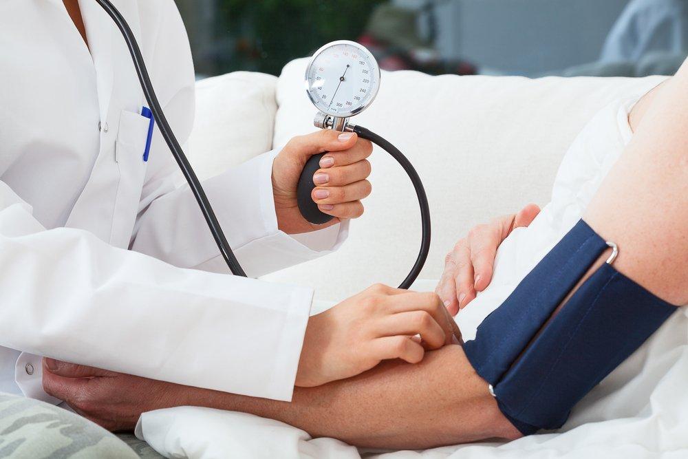 Симптомы гипертонической болезни сердца